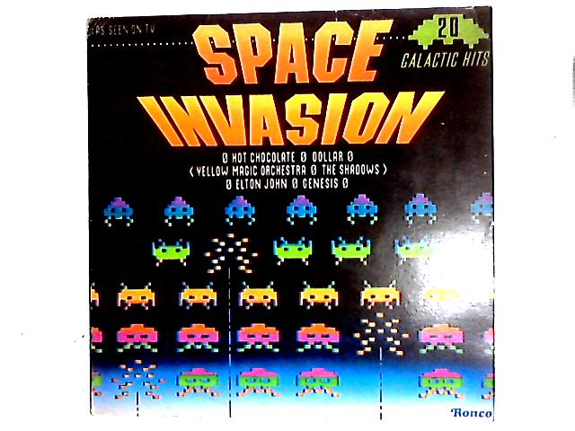Space Invasion Comp By Various