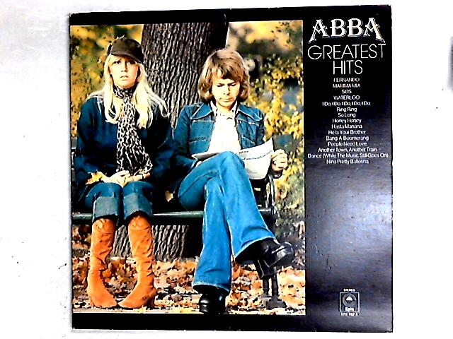 Greatest Hits Comp Gat By ABBA
