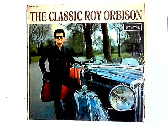 The Classic Roy Orbison LP By Roy Orbison