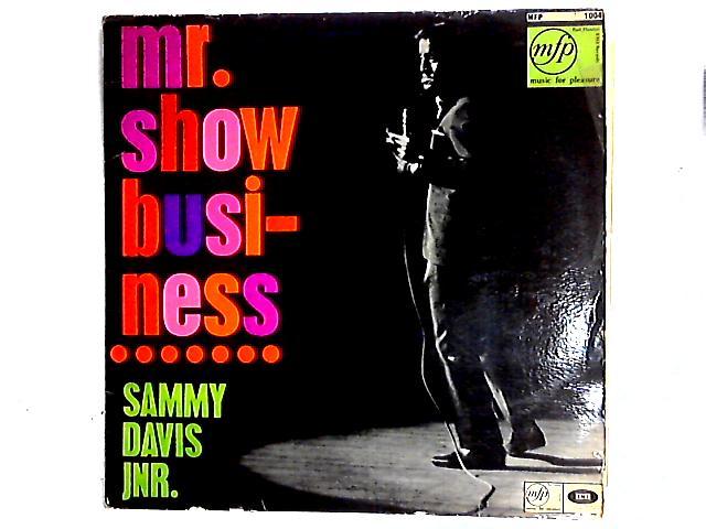 Mr Show-Business LP By Sammy Davis Jr.