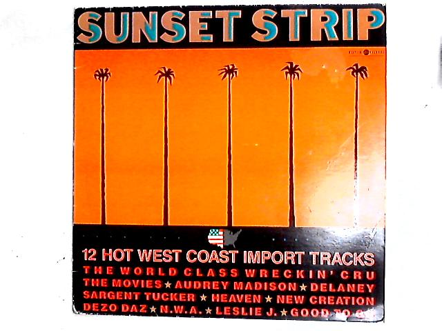 Sunset Strip Comp By Various