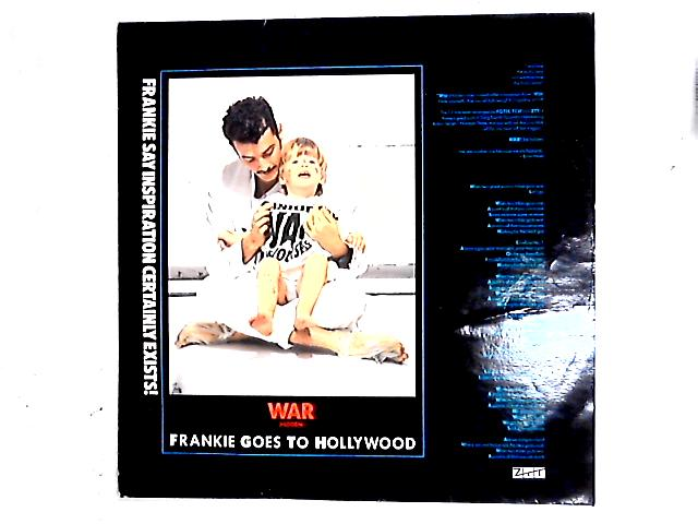 War (Hidden) 12in By Frankie Goes To Hollywood