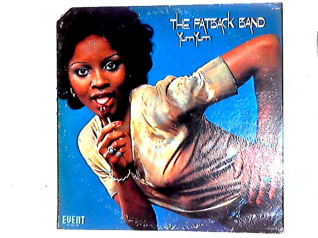 Yum Yum LP by The Fatback Band