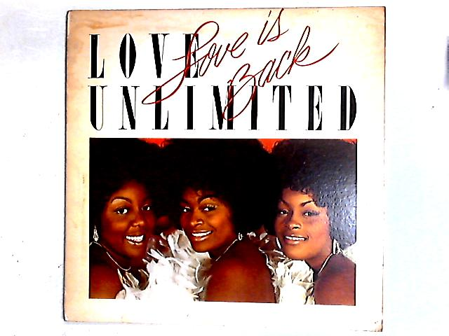 Love Is Back LP by Love Unlimited