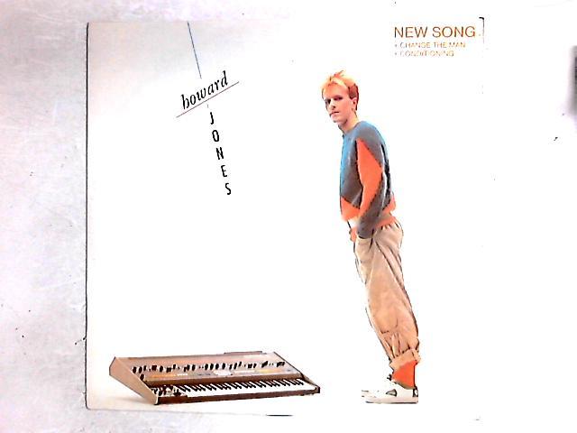 New Song 12in by Howard Jones