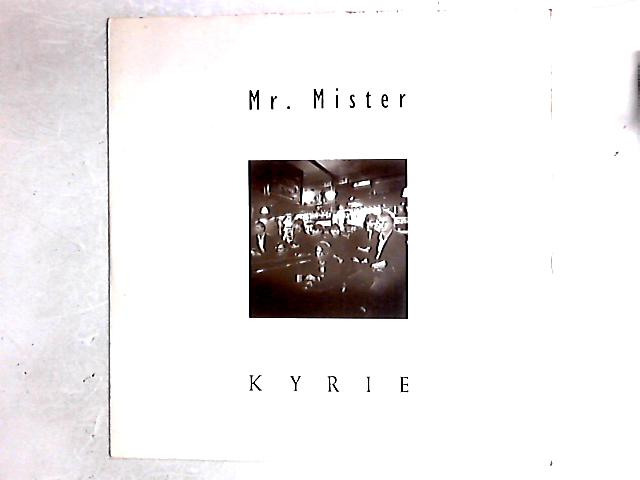 Kyrie 12in by Mr. Mister