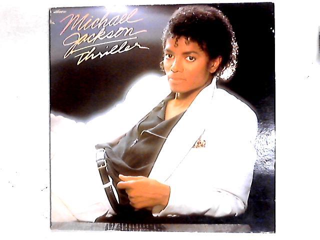 Thriller LP Gat by Michael Jackson