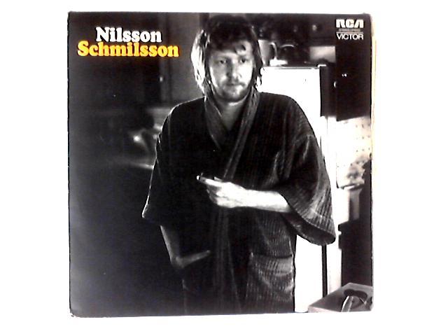 Nilsson Schmilsson LP by Harry Nilsson