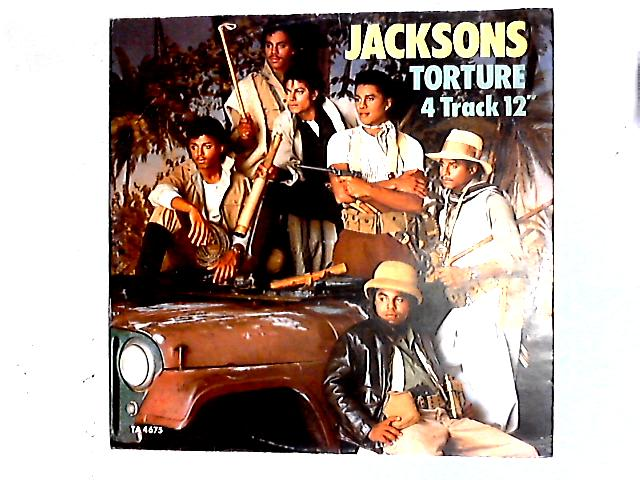 Torture / Show You The Way To Go / Blame It On The Boogie 12in by The Jacksons
