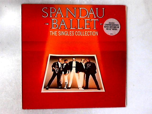 The Singles Collection LP COMP by Spandau Ballet