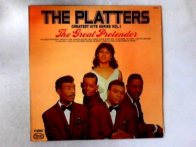 The Great Pretender LP COMP by The Platters