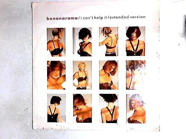 I Can't Help It 12in by Bananarama