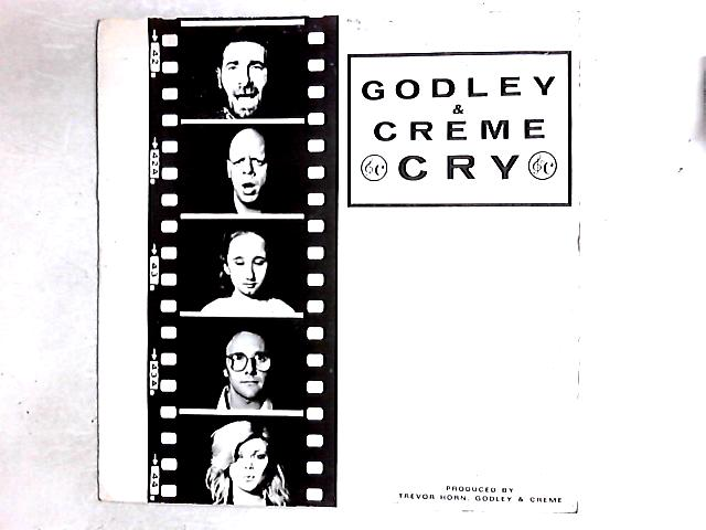 Cry (Extended Version) 12in by Godley & Creme