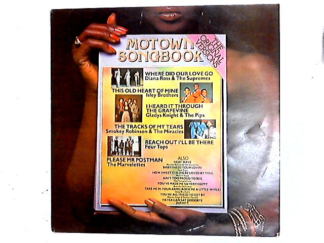 Motown Songbook - The Original Versions comp by Various
