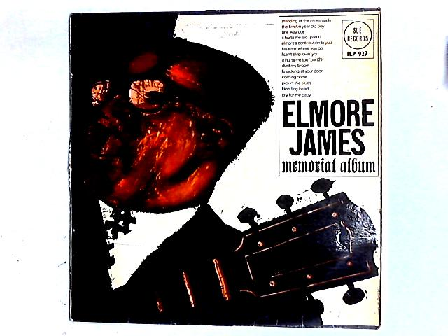 Memorial Album Comp By Elmore James