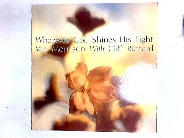 Whenever God Shines His Light 12in By Van Morrison
