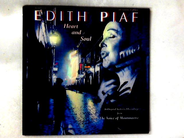 Heart And Soul LP COMP By Edith Piaf