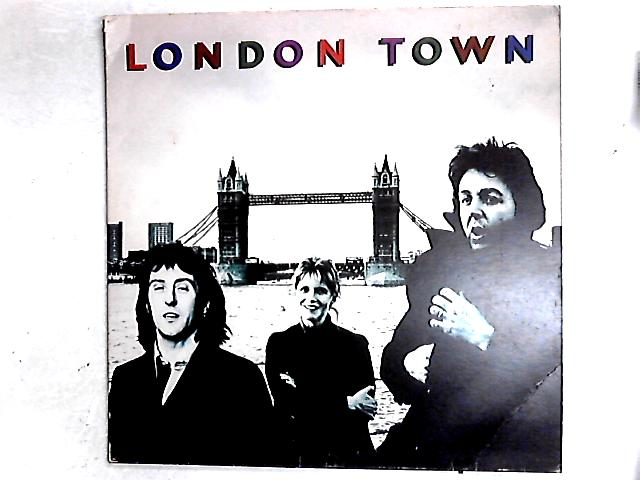 London Town LP By Wings