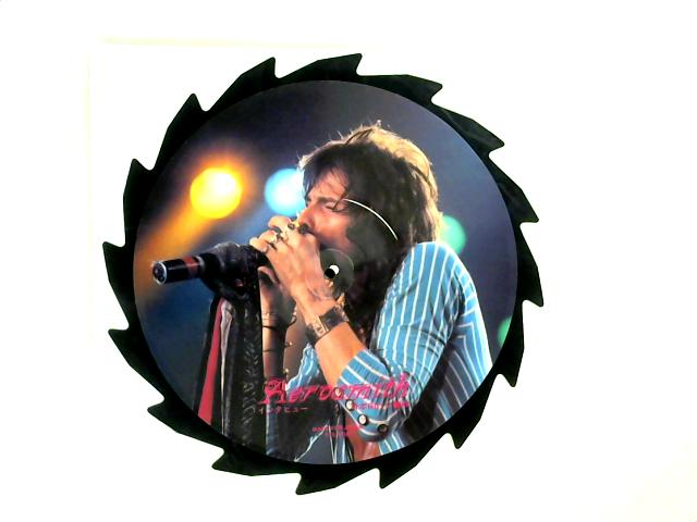 Limited Edition Interview Picture Disc 12in By Aerosmith