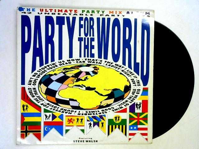 Party For The World LP 1st By The Party Faithful