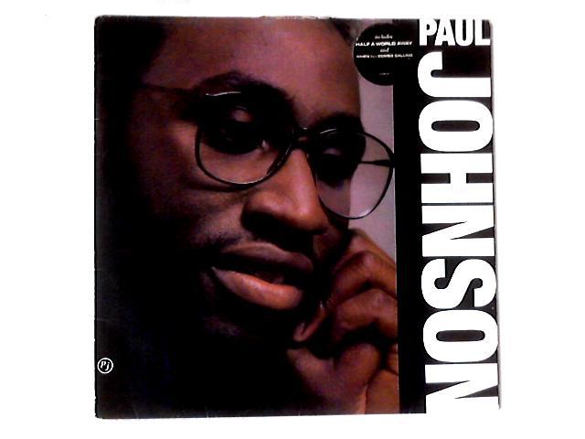Paul Johnson LP by Paul Johnson (2)