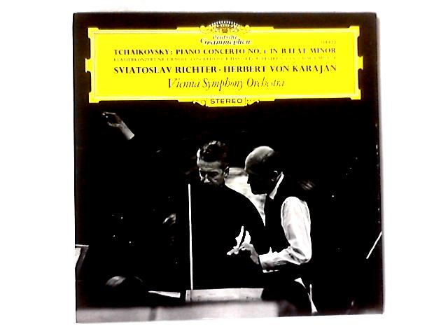 Klavierkonzert Nr.1 B-moll · Piano Concerto No. 1 In B Flat Minor LP By Sviatoslav Richter
