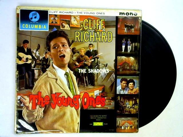 The Young Ones LP 1st By Cliff Richard & The Shadows