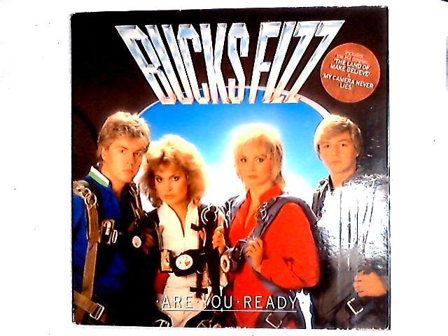 Are You Ready? LP Gat By Bucks Fizz