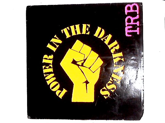 Power In The Darkness LP + Stencil By Tom Robinson Band