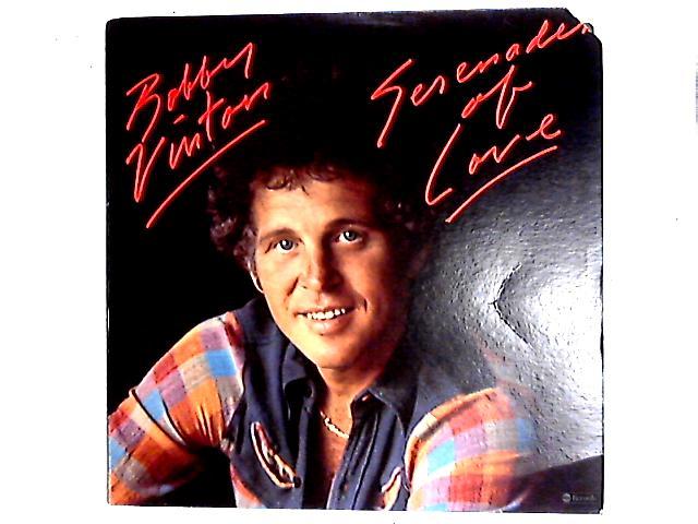 Serenade Of Love LP By Bobby Vinton