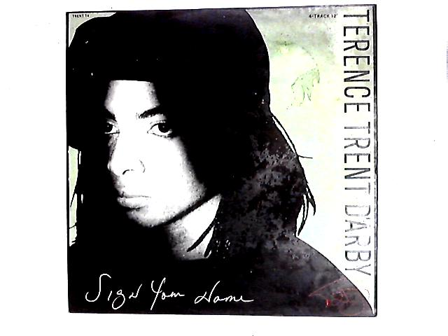 Sign Your Name 12in By Terence Trent D'Arby
