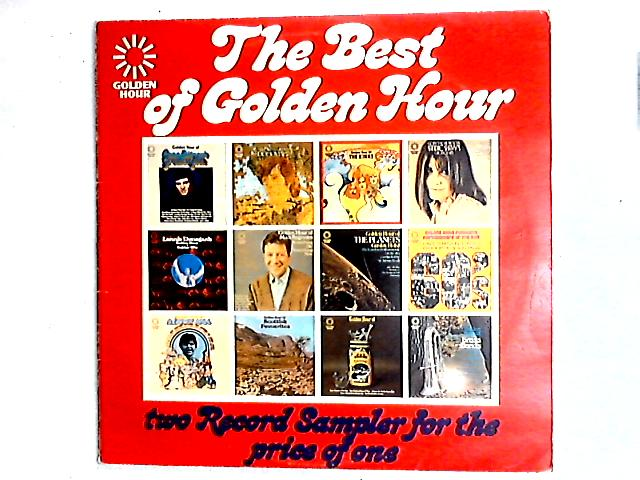The Best Of Golden Hour 2LP Comp By Various