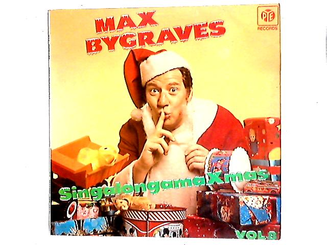 SingalongamaXmas LP By Max Bygraves