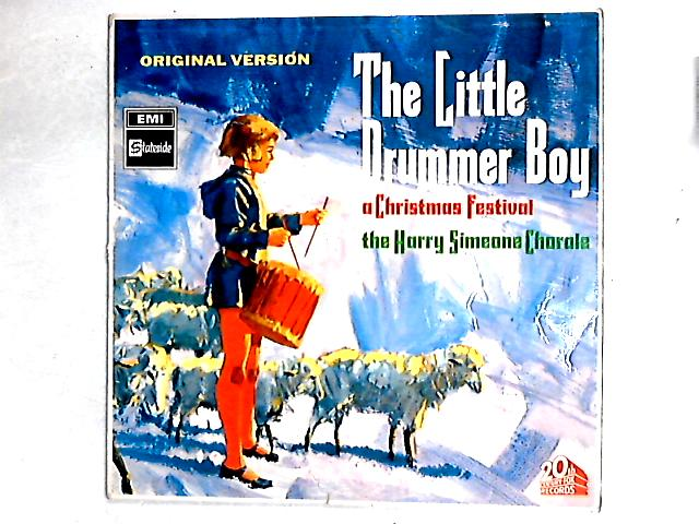 The Little Drummer Boy: A Christmas Festival LP by The Harry Simeone Chorale