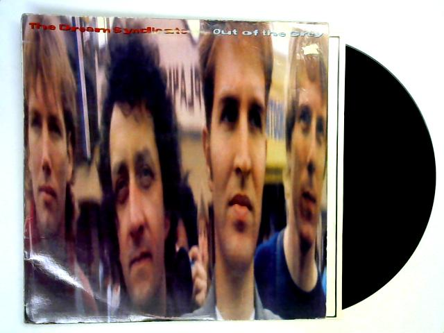 Out Of The Grey LP By The Dream Syndicate