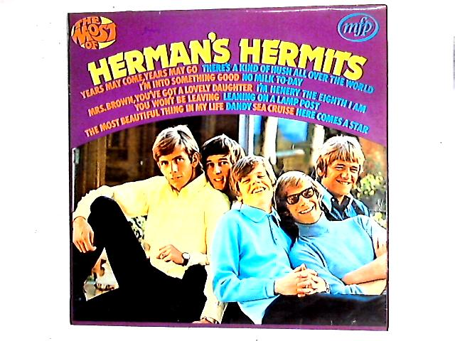 The Most Of Herman's Hermits Comp By Herman's Hermits