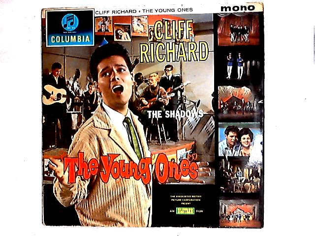 The Young Ones LP By Cliff Richard & The Shadows