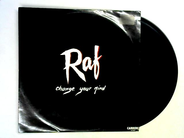Change Your Mind 12in 1st By RAF