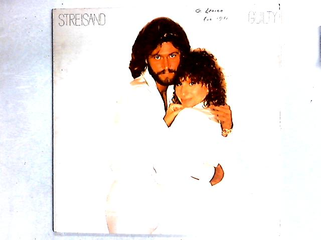 Guilty LP Gat By Barbra Streisand