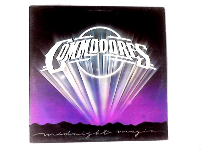 Midnight Magic LP By Commodores