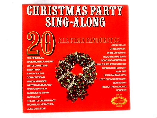 Christmas Party Sing-Along LP by The Musicmakers