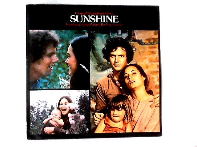 Original Film Soundtrack From Sunshine LP By Various