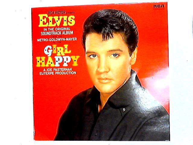 Girl Happy LP By Elvis Presley