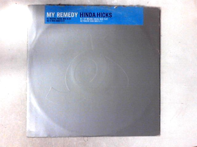 My Remedy 12in By Hinda Hicks