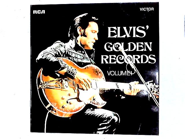 Elvis' Golden Records Volume 1 Comp By Elvis Presley