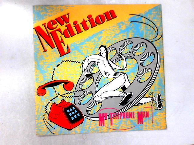 Mr. Telephone Man 12in By New Edition