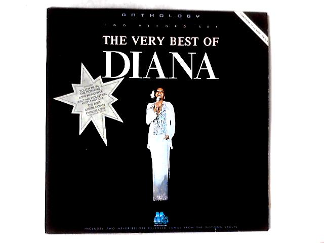The Very Best Of Diana Ross - Anthology 2XLP COMP By Diana Ross