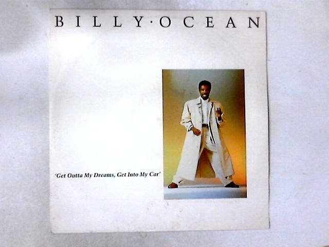 Get Outta My Dreams, Get Into My Car 12in By Billy Ocean