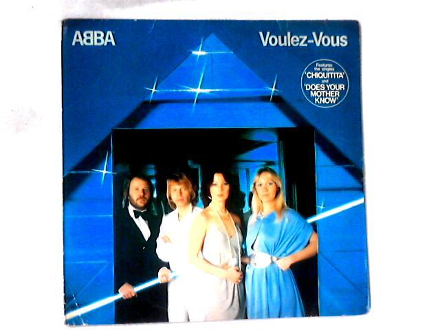 Voulez-Vous LP By ABBA