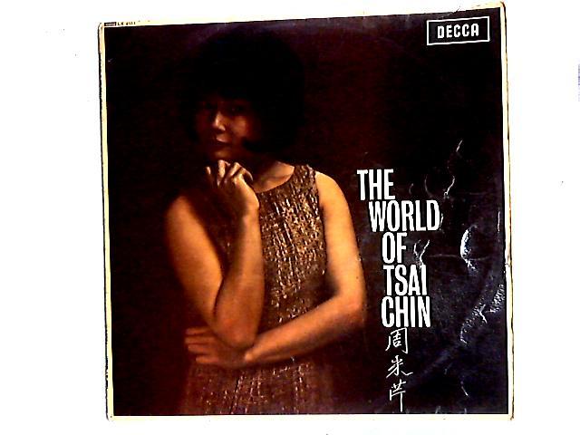 The World Of Tsai Chin LP By Tsai Chin